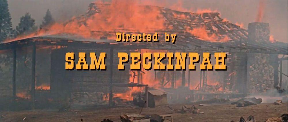 Major Dundee Sam Peckinpah