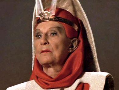 Dame Judith Anderson Star Trek