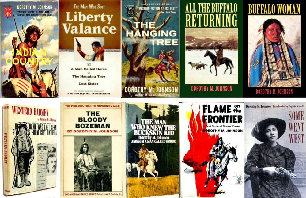 Dorothy M. Johnson books