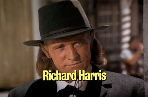 The Deadly Trackers Richard Harris