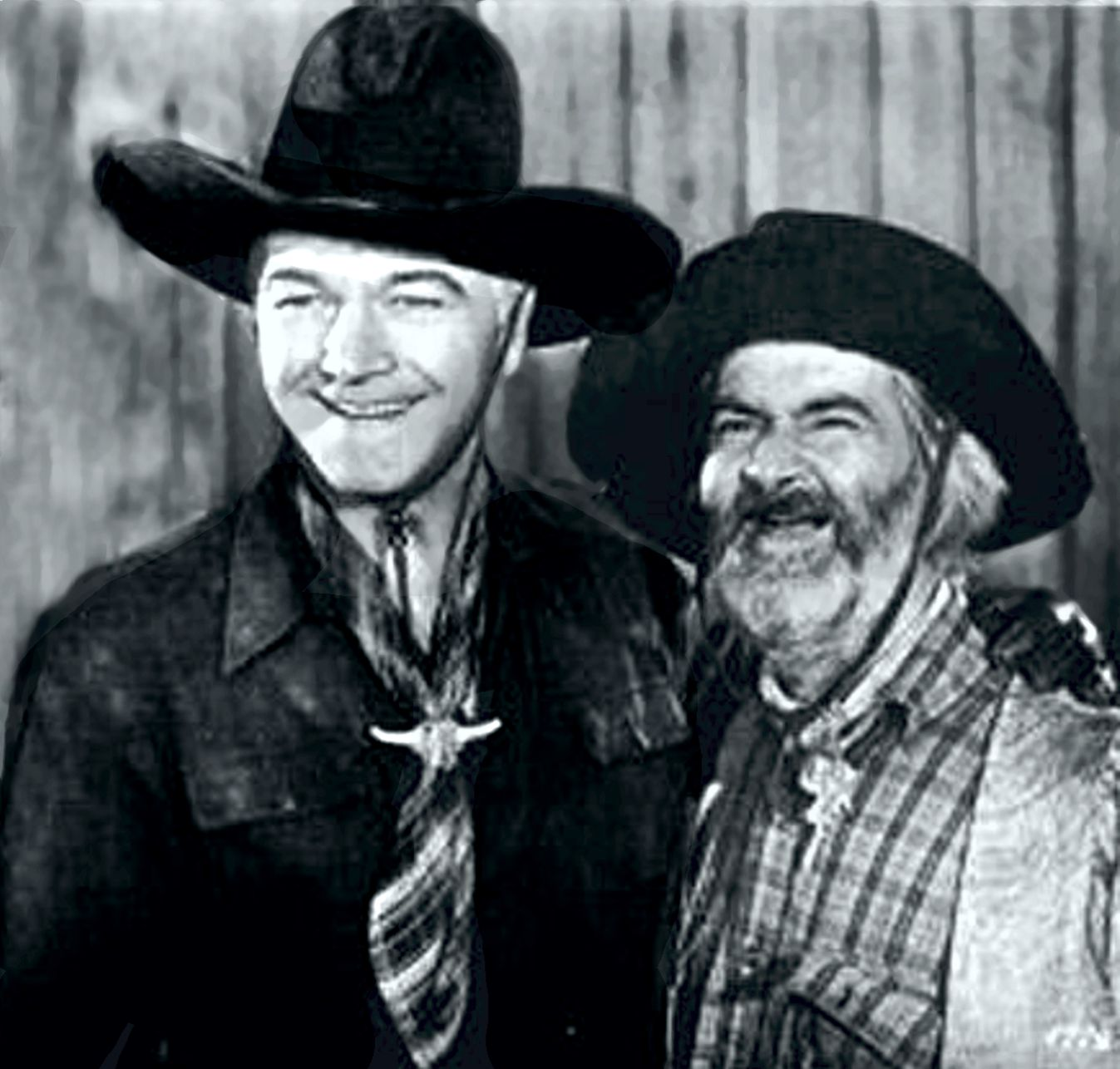 Heretic rebel a thing to flout hopalong cassidy scruffy for Gabby hayes