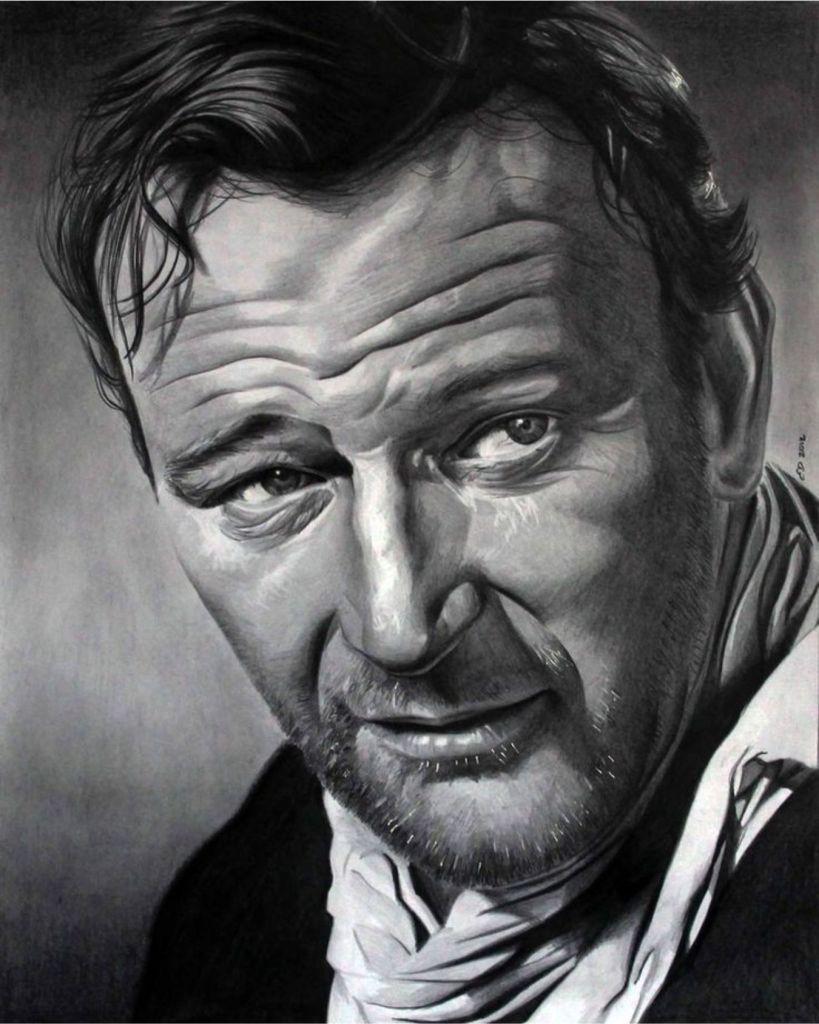 John Wayne 38