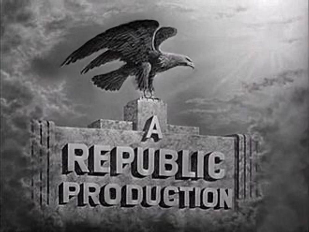 John Wayne Angel and the Badman 1