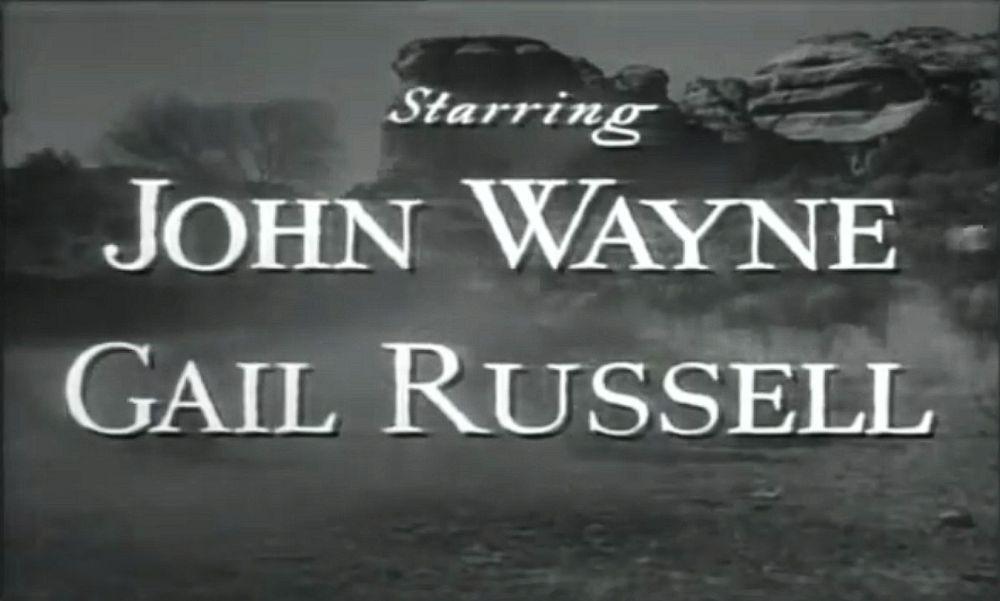 John Wayne Angel and the Badman 4