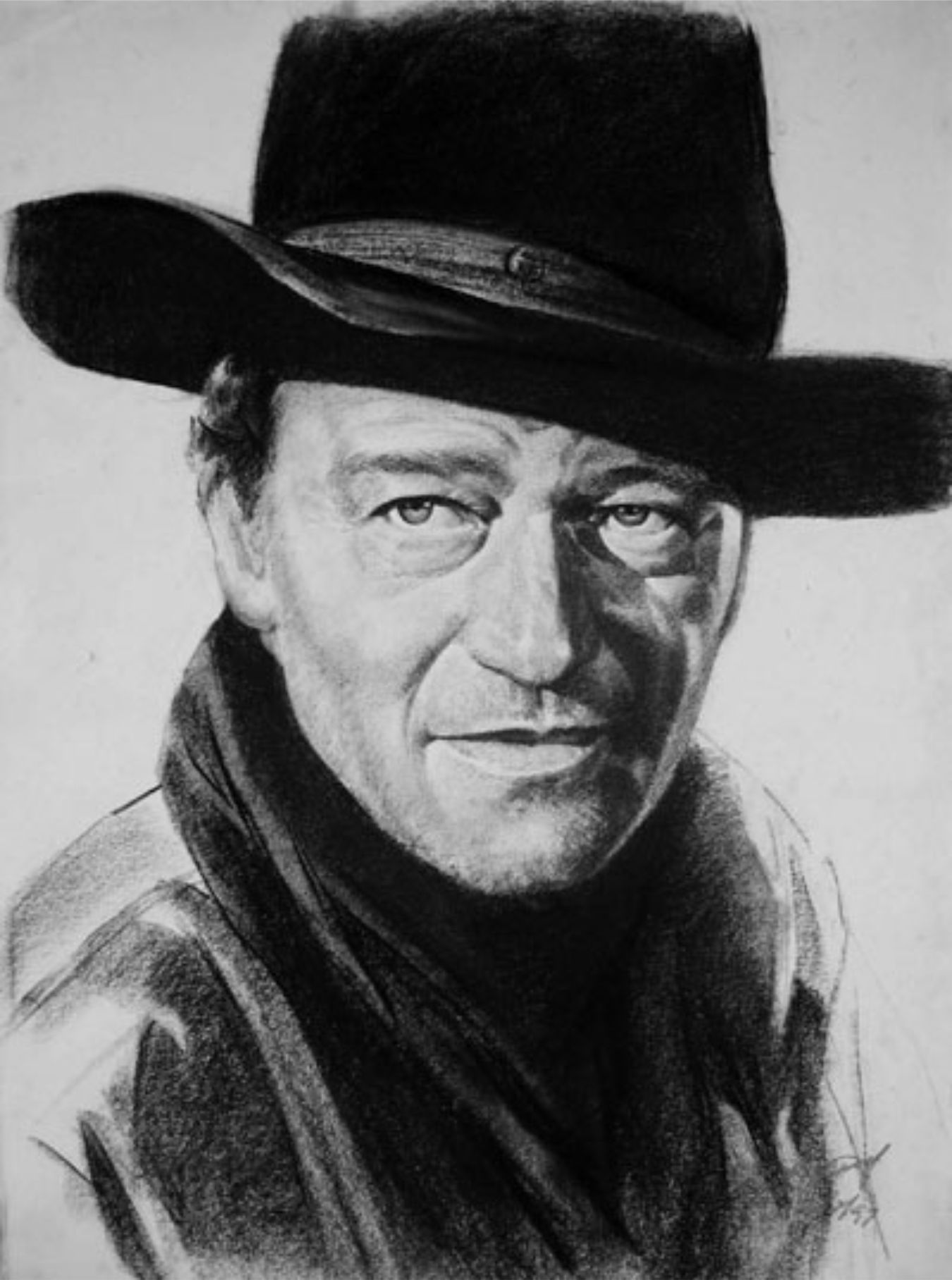 john wayne John wayne was the star of countless world war ii movies, many of them good, and an outspoken patriot so why didn't he serve.