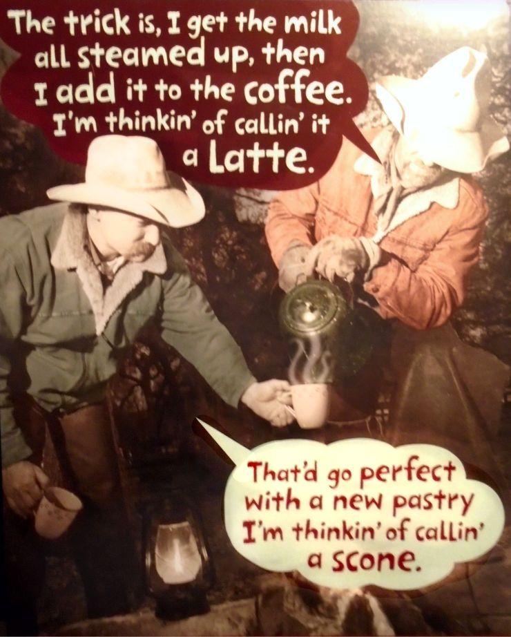 latte cowboys