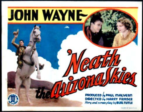 Neath the Arizona Skies 3