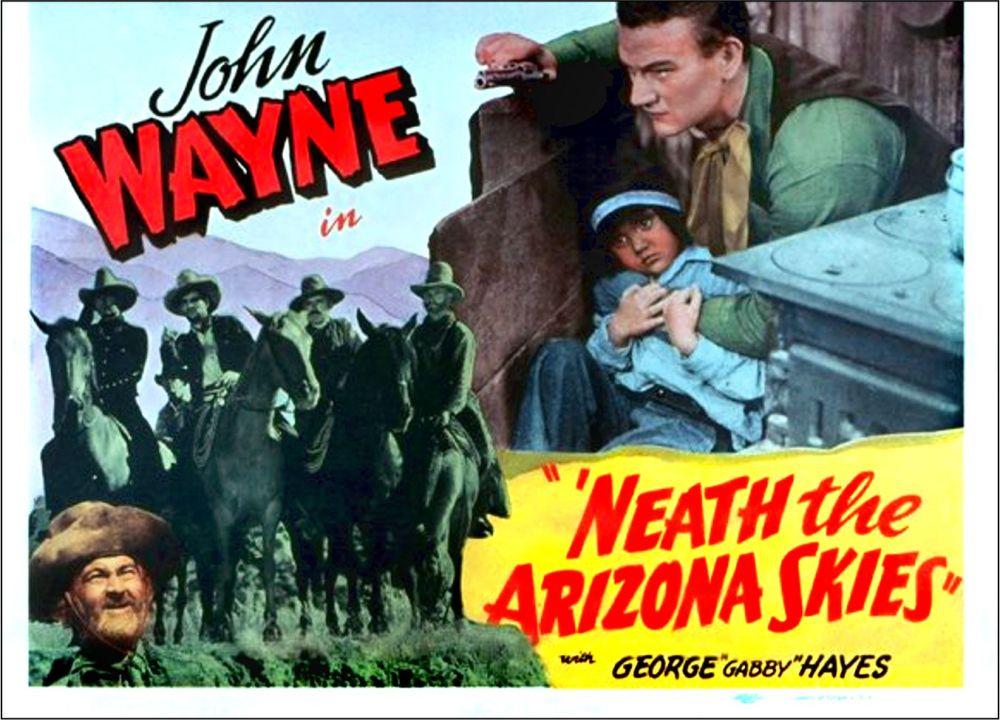Neath the Arizona Skies 5
