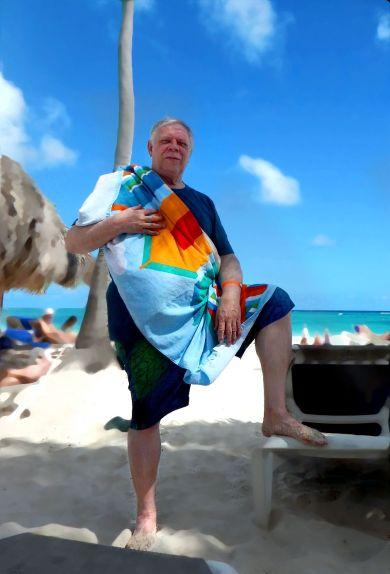 Punta Cana day 73