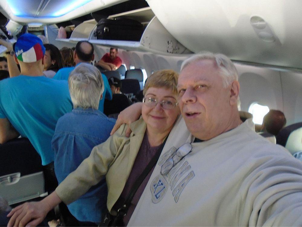 Punta Cana Plane