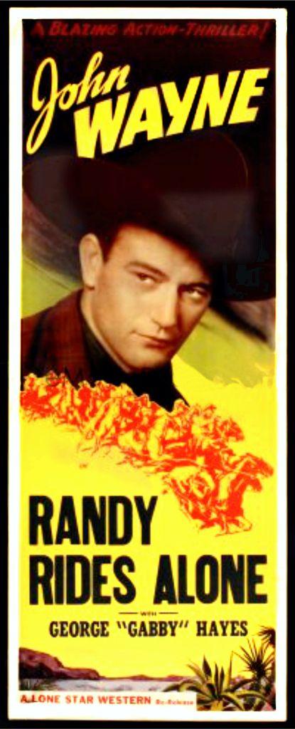 Randy Rides Alone 4