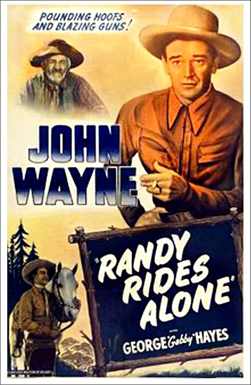 Randy Rides Alone 7