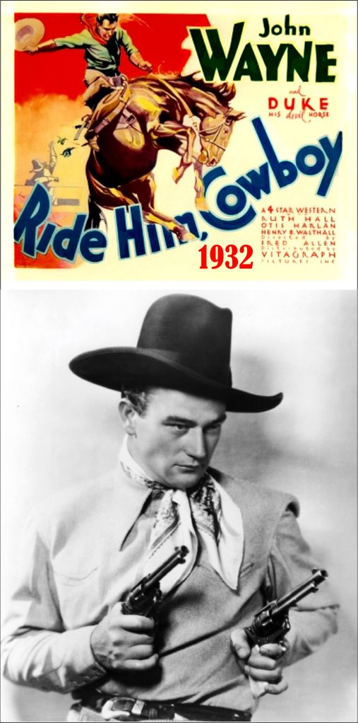 Ride 'em Cowboy 1932