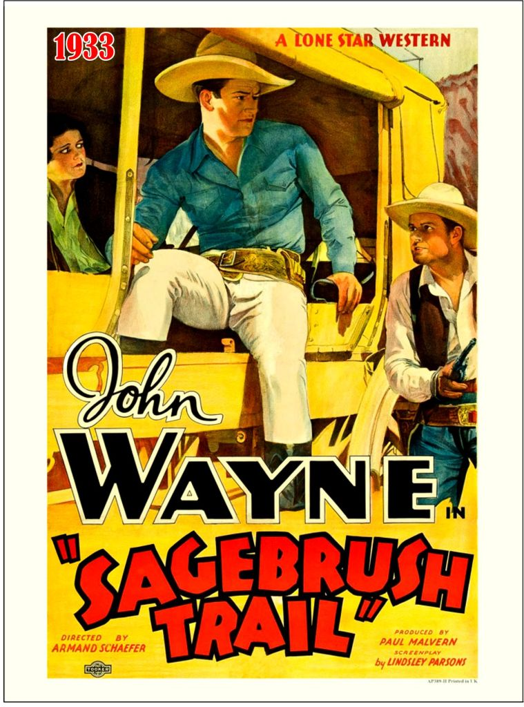 Sagebrush Trail 1933 3