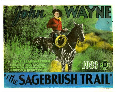 Sagebrush Trail 1933 4