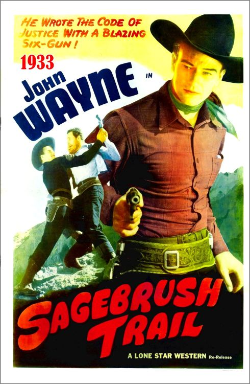 Sagebrush Trail 1933