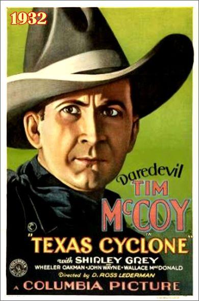 Texas Cyclone 1932