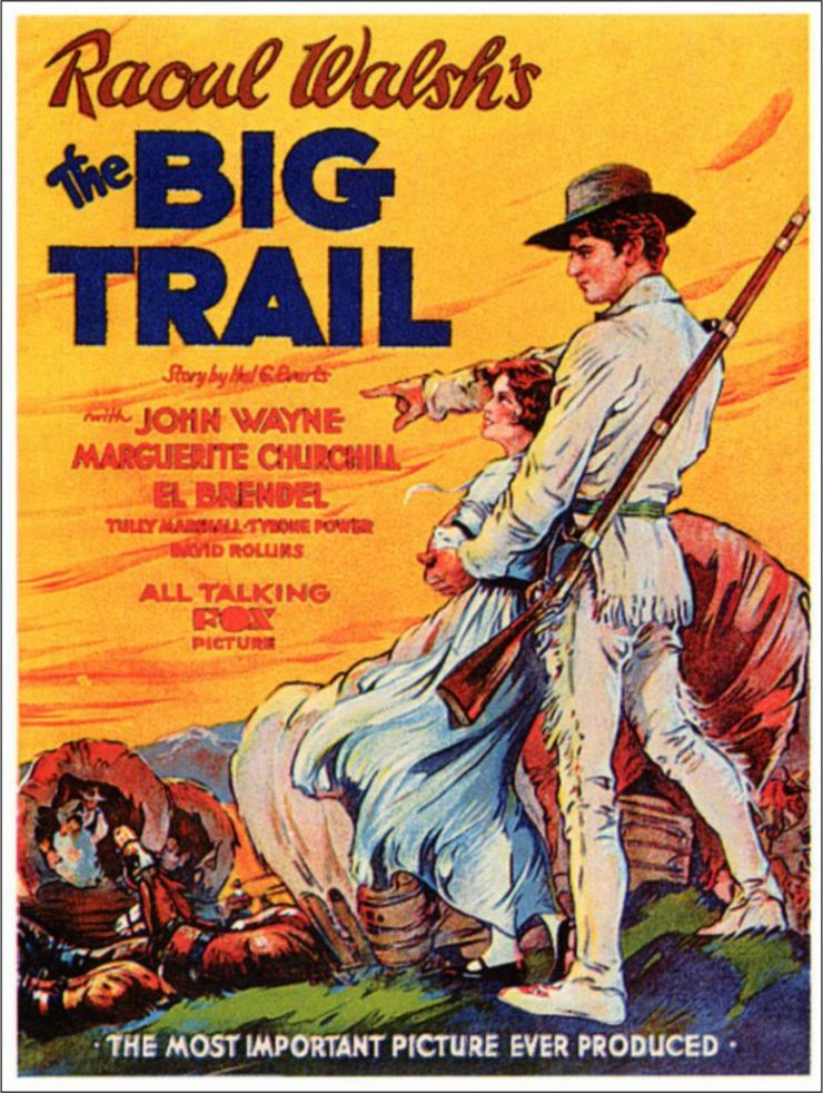 The Big Trail 3