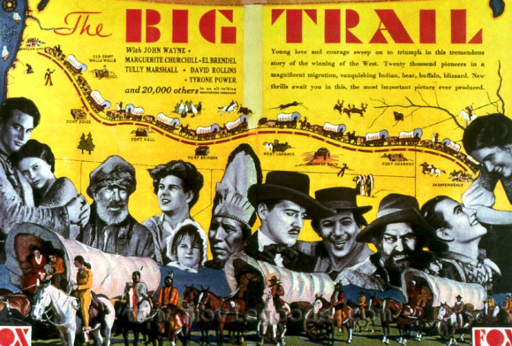The Big Trail 5