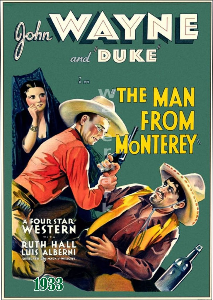 The Man from Monterey 4