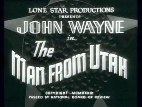 The Man from Utah 2