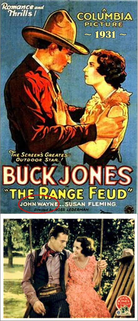 The Range Feud 1931