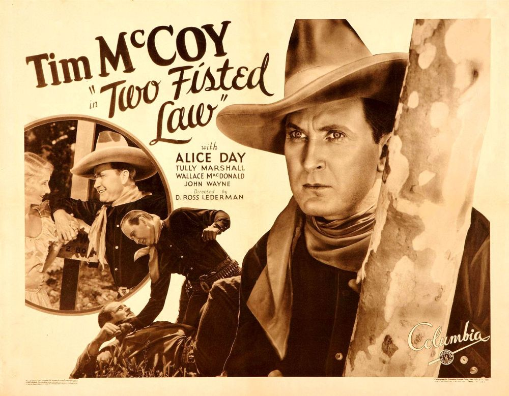 Two Fisted Law 1932 4