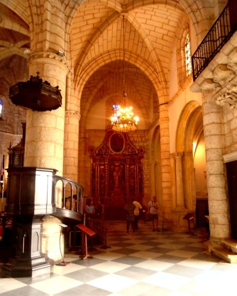Catedral Primada de America inside