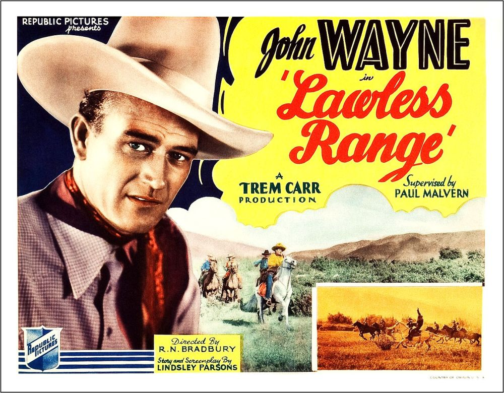Lawless Range poster 2