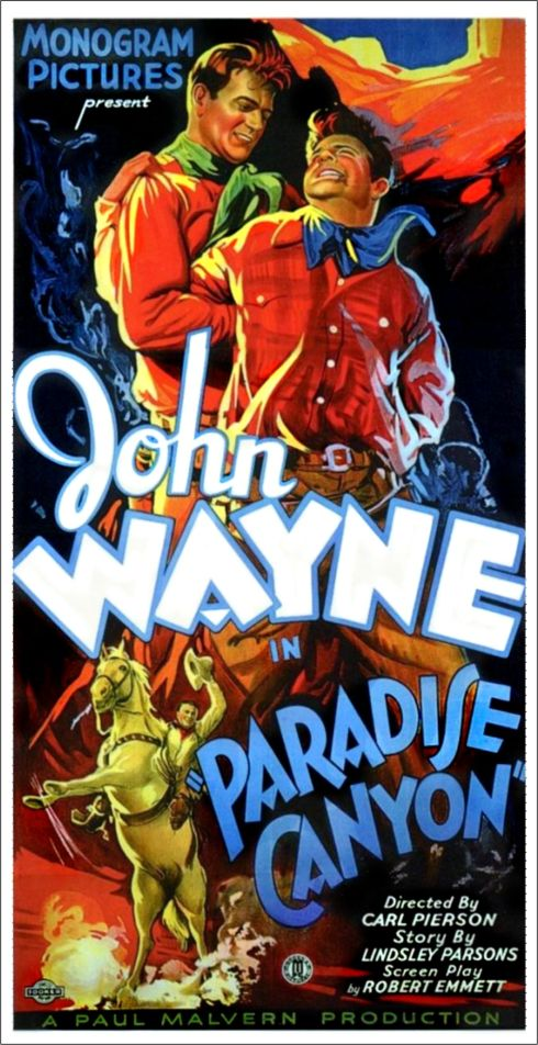Paradise Canyon poster 1