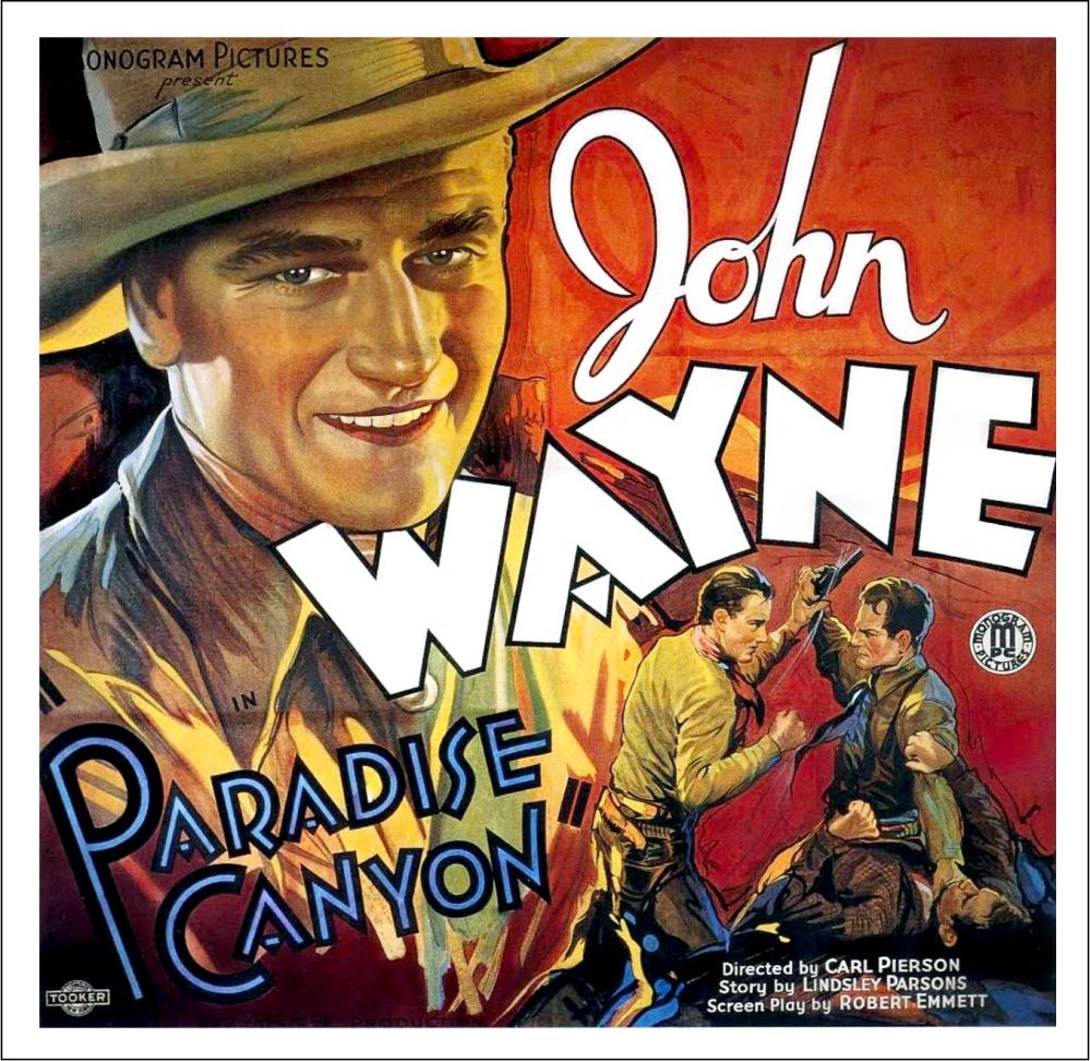 Paradise Canyon poster 3
