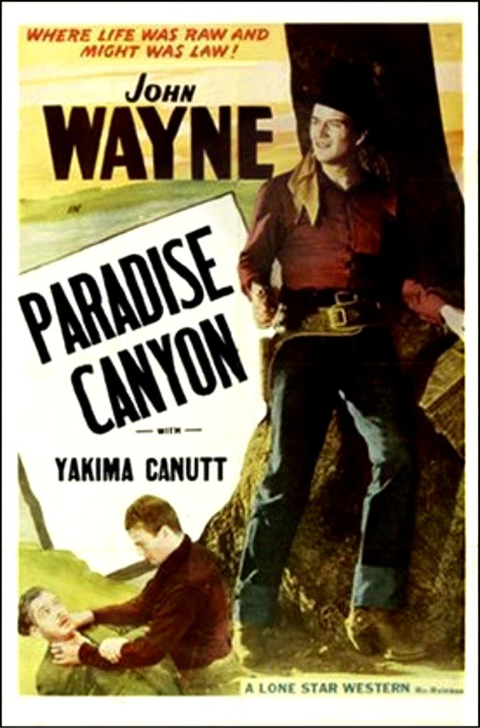 Paradise Canyon poster 4