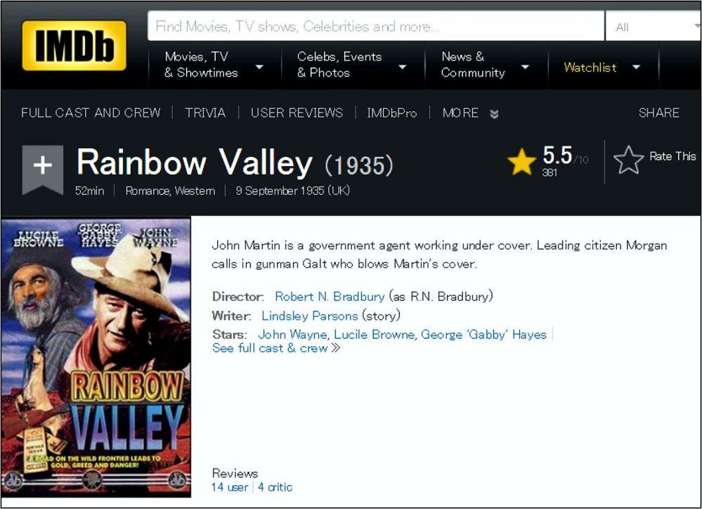 Rainbow Valley 2