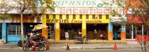 Santo Domingo bar