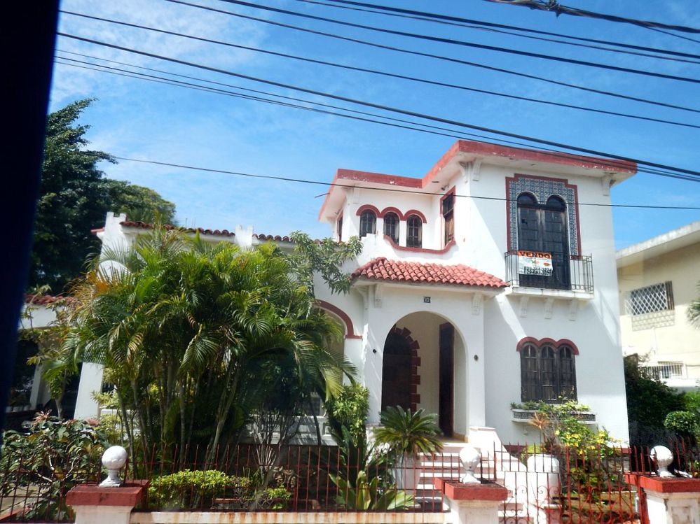 Santo Domingo house