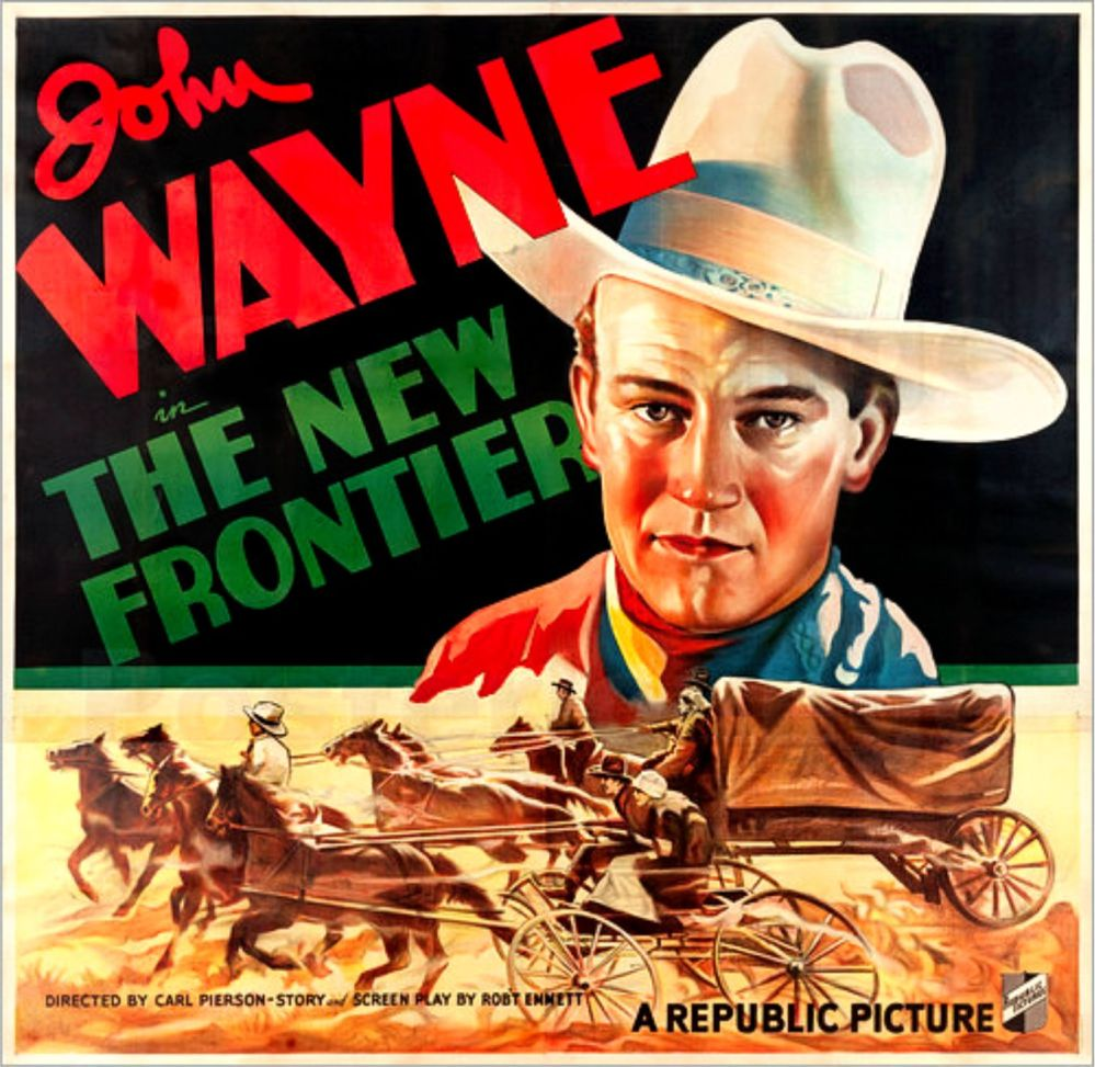 The New Frontier Poster 2
