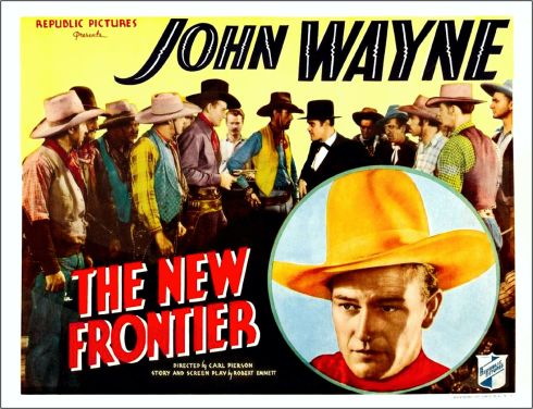 The New Frontier Poster 3