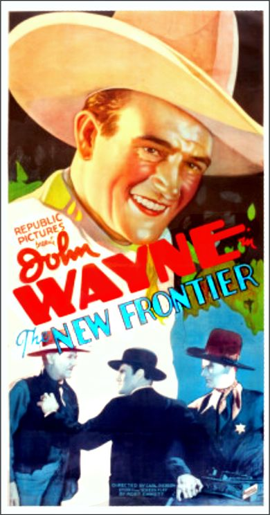 The New Frontier Poster 4