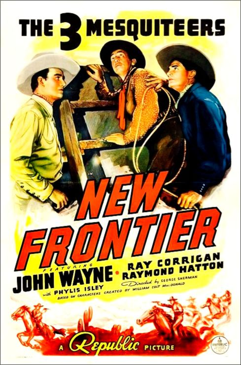 The New Frontier Poster 5