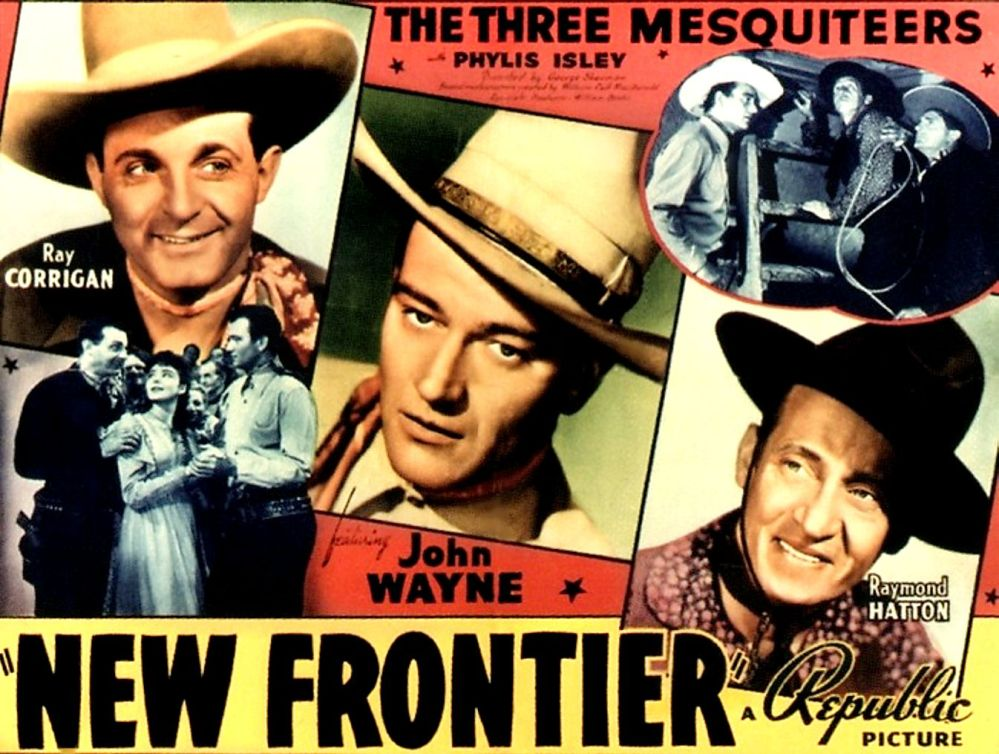 The New Frontier Poster 7