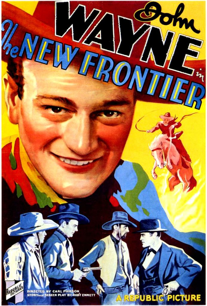 The New Frontier Poster