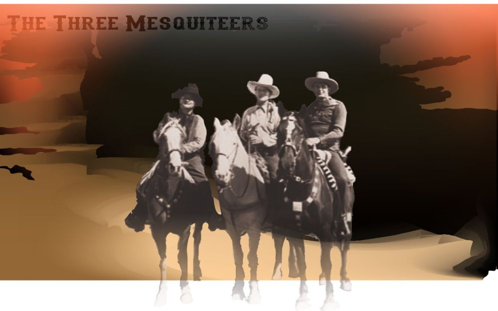 The Three Mesquiteers 3