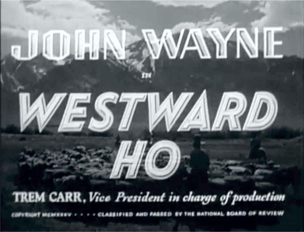 Westward Ho 2