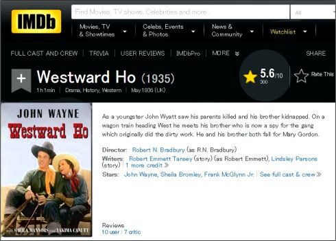 Westward Ho 3