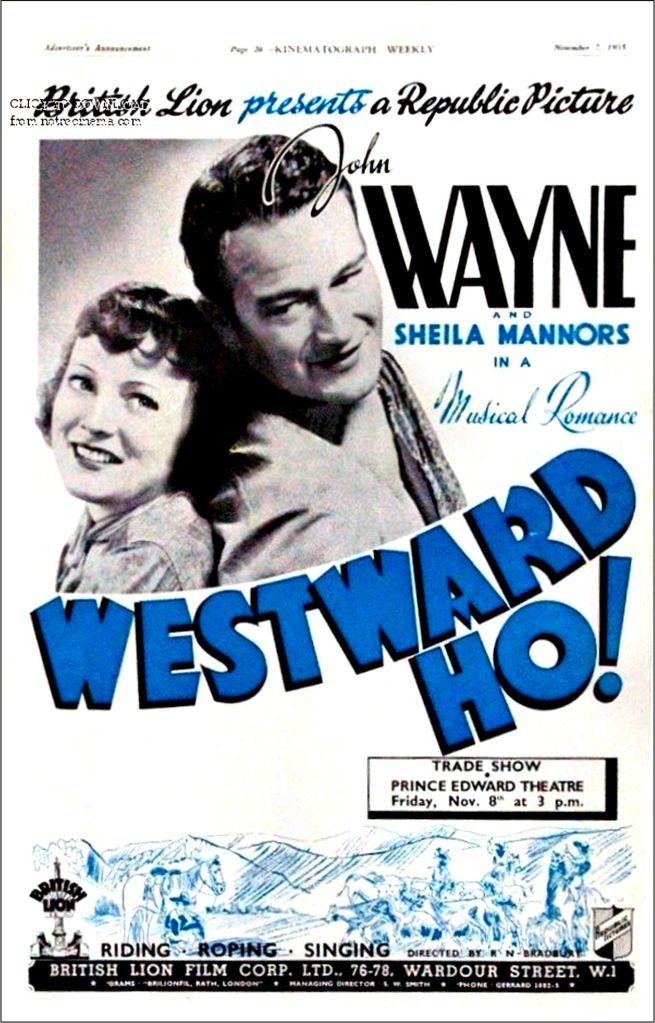 Westward Ho 7