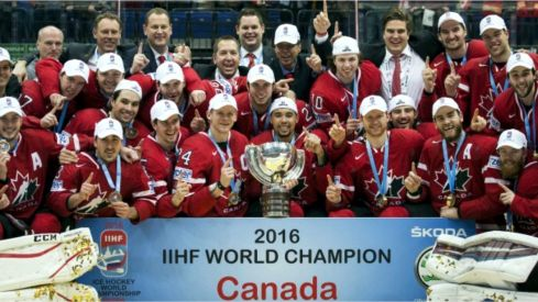 IIHF CHAMPS 2016 2