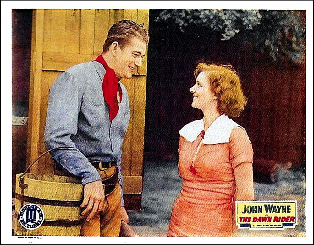 The Dawn Rider lobby card 3