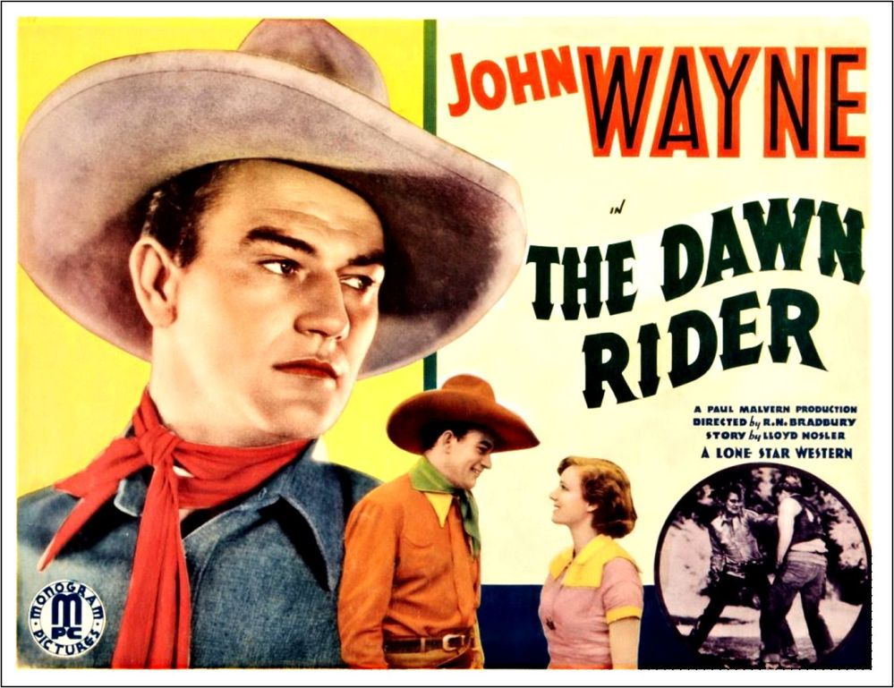 The Dawn Rider lobby card