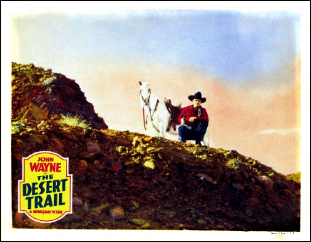 The Desert Trail poster 10