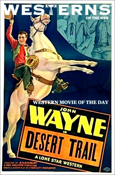 The Desert Trail poster 2